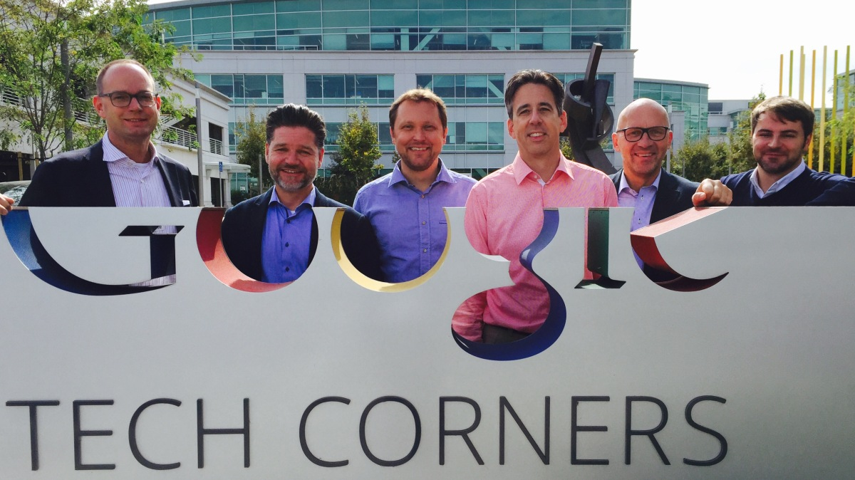 Erfolgsfaktor Mitarbeiter beiGoogle